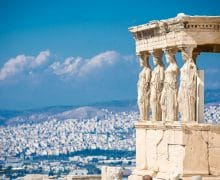 un week-end ad Atene